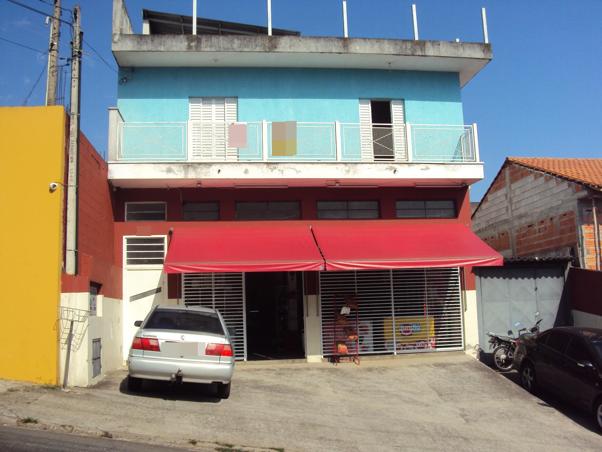 VD Casa c/ Salão- Vila Rachel-Referência; 4185