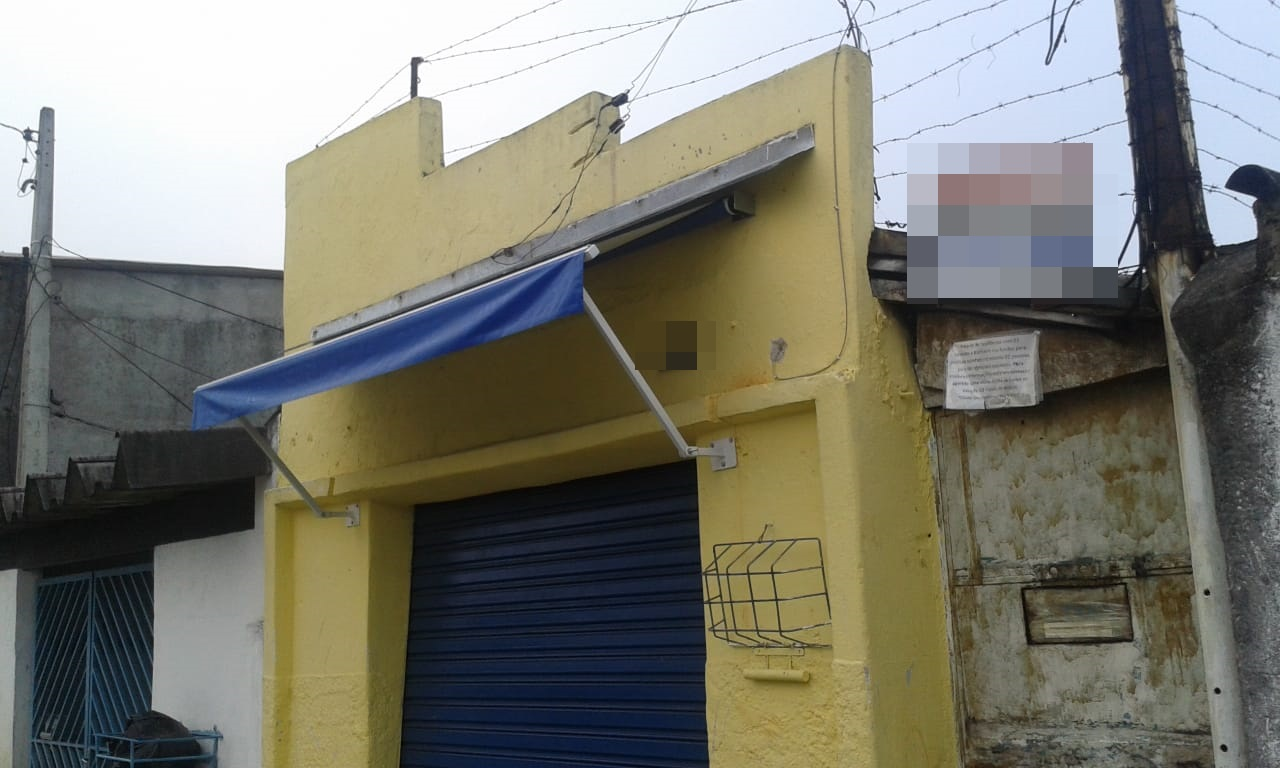 VD Comercio e 3 Casas-Mogi Moderno -Referencia: 4278